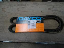V Ribbed Belt Iveco Stralis Dayco 13A1200HD Riemen