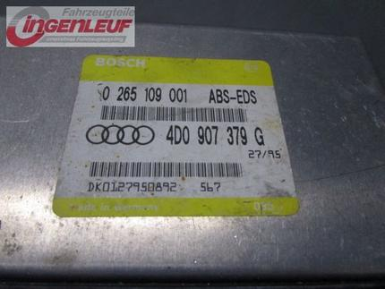 Abs Control Unit AUDI 100 (4A2, C4) used - Image 2