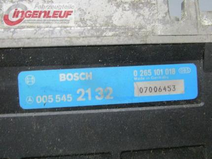 Abs Control Unit MERCEDES-BENZ KOMBI T-Model (S124) used - Image 2