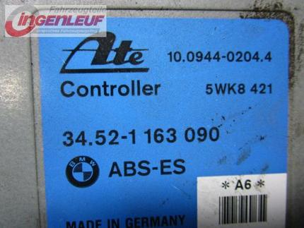 Abs Control Unit BMW 3 (E36) used - Image 2