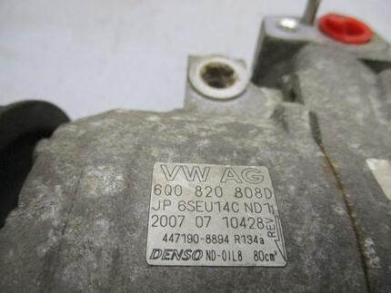 Air Conditioning Compressor SKODA ROOMSTER (5J) - Image 4