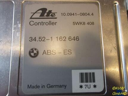 Abs Control Unit BMW 3 (E36) - Image 2