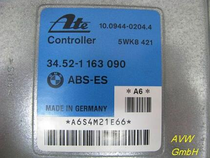 Abs Control Unit BMW 3 Compact (E36) - Image 2