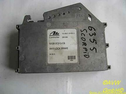Abs Control Unit FORD SCORPIO I Turnier (GGE) - Image 0