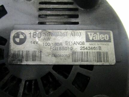 Alternator BMW 3 Touring (E91) - Image 2
