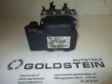 Abs Control Unit FORD MONDEO IV (BA7) - Image 0