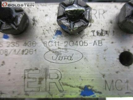 Abs Control Unit FORD TRANSIT Pritsche/Fahrgestell (FM_ _, FN_ _) - Image 3