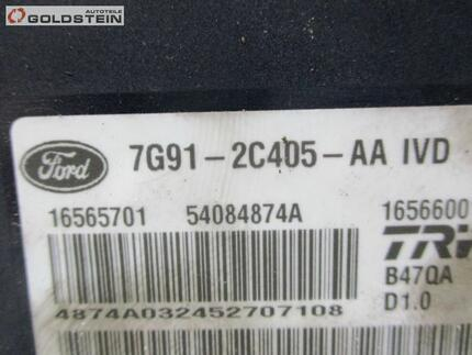 Abs Control Unit FORD MONDEO IV Turnier (BA7) - Image 4