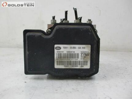 Abs Control Unit FORD MONDEO IV Turnier (BA7) - Image 3
