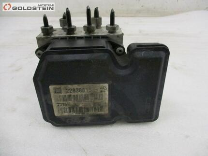 Abs Control Unit OPEL INSIGNIA A (G09) - Image 4