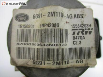 Abs Control Unit FORD GALAXY (WA6) - Image 5