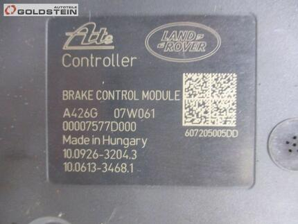 Abs Control Unit LAND ROVER FREELANDER 2 (L359) - Image 3