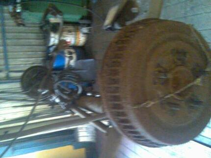 Axle Beam CHRYSLER VOYAGER / GRAND VOYAGER III (GS) - Image 0
