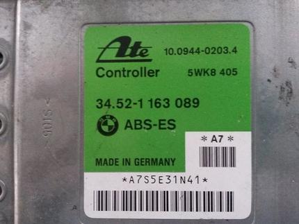 Abs Control Unit BMW 3 (E36) used - Image 1