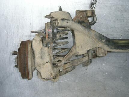 Axle Beam FORD FOCUS Turnier (DNW) used - Image 2