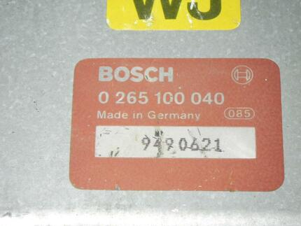 Abs Control Unit OPEL VECTRA A (J89) - Image 3