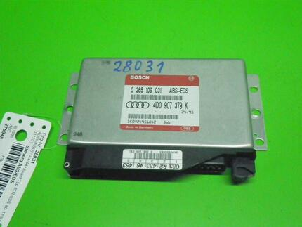 Abs Control Unit AUDI A4 (8D2, B5) used - Image 0