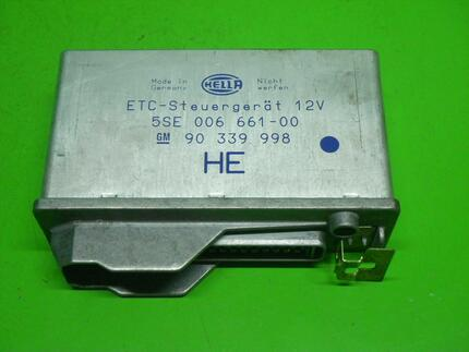 Abs Control Unit OPEL ASTRA F CC (T92) - Image 2