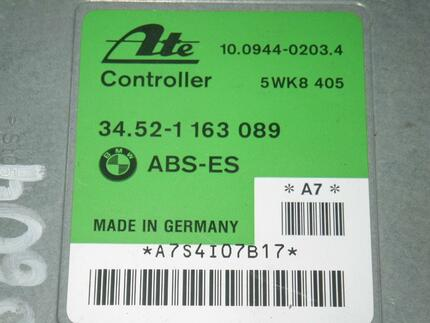 Abs Control Unit BMW 3 Coupe (E36) - Image 3