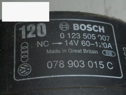 Alternator AUDI 100 Avant (4A5, C4) used - Image 1
