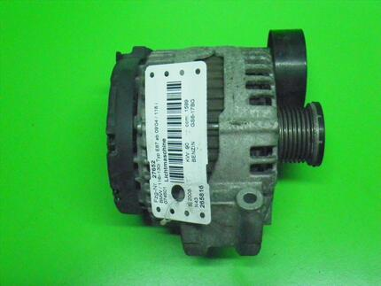 Alternator BMW 1 (E81) used - Image 0