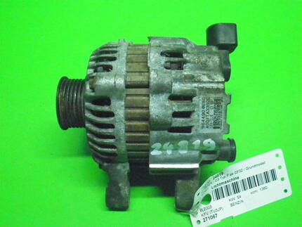 Alternator CITROËN C3 I (FC_) used - Image 0