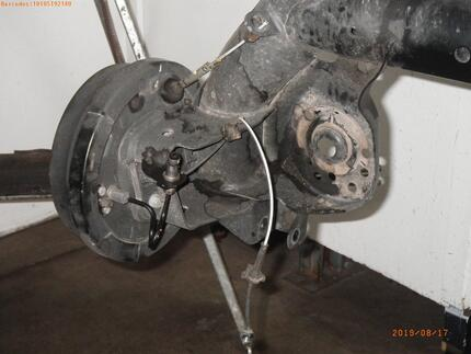 Axle FORD FIESTA VII - Image 1