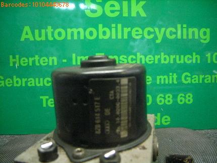 Abs Hydraulic Unit AUDI A2 (8Z0) - Image 1