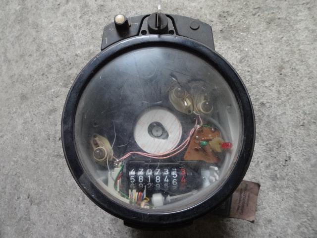 Speedometer Mercedes-Benz UNIMOG Kienzle 1311 24 Fahrtenschreiber
